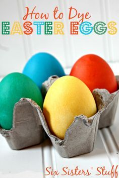 Easter egg food coloring dye holiday ideas pinterest easter forumfinder Image collections