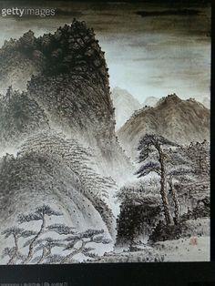 Korean mountain