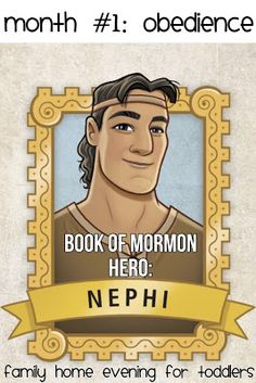 News with Naylor's: Book of Mormon Heroes: A Year with the Book of Mormon