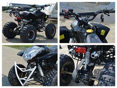 ATV 125cc NITRO JUMPER, Nou cu Casca Bonus,  Import Germania – Anunturi Muntenia