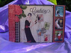 G45 Couture Album - Divine