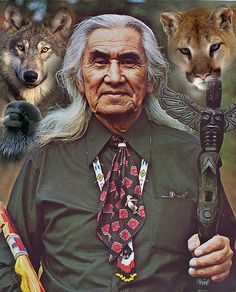 I believe much trouble would be saved if we opened our hearts more. —Chief Dan George