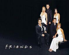 Friends - la série qui a marqué toute mon enfance.
