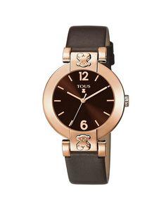 Reloj de mujer Plate Round Tous