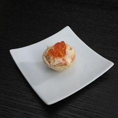 Tartaleta de cangrejo