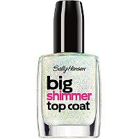 Sally Hansen - Big Glitter Top Coat in Twinkle Snows #ultabeauty