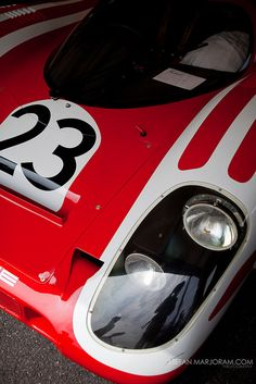 Porsche 917 by Stefan Marjoram, via Flickr