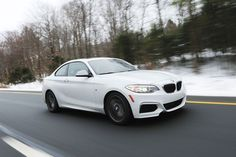The M235i brings to mind one of our all-time favorite BMWs, the E46 M3, reborn for the modern day.