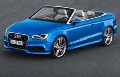 2015 Audi A3 Cabriolet First Look - Motor Trend Magazine