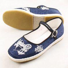 安い中国の伝統的な キャリッジ パッチワーク古い北京布靴女性の メアリー ジェーン フラット ヒール dichotomanthes ソール古い北京靴、購入品質女性の フラッツ、直接中国のサプライヤーから:中国の伝統的なパッチワークキャリッジ古い北京布靴平らなかかとの女性のメリージェーンシューズソールdichotomanthes老北京