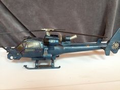 Helicopter Blue Thunder 1983 Columbia Pictures