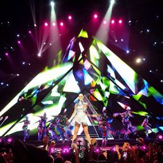 Katy Perry 8-04-14 @ Wells Fargo Center, Philadelphia for her 2014 Prismatic World Tour.