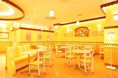 Pom Pom Purin Cafe - Tokyo