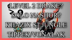 Kha'zix level two solo dragon 2:30 level three and other tricks https://www.youtube.com/attribution_link?a=hmb_BfO9taU&u=%2Fwatch%3Fv%3DhJA4uabjv8s%26feature%3Dshare #games #LeagueOfLegends #esports #lol #riot #Worlds #gaming