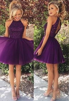 Grape Homecoming Dress,Princess Homecoming Dresses,Tulle Homecoming Dress,Princesses Party Dress,Sparkly Prom Gown