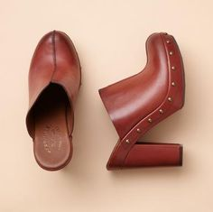 Clogs - ease of use, comfort and style rolled into one!