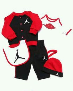 a0f6684f730a 74 Best baby boy jordan outfits images