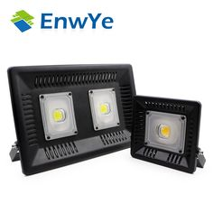 Collection Here Led Flood Light 30w 50w 100w 150w 200w 300w 400w 500w High Power Ac220v Waterproof Ip66 Spotlight Outdoor Garden Lamp Lighting Firm In Structure Lights & Lighting