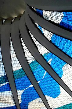 Vitrais da Catedral de Brasília