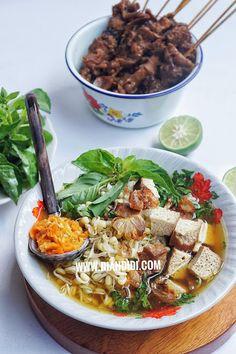 Diah Didi's Kitchen: Soto Kemangi Khas Yogya