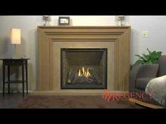 Regency Liberty L965E Gas Fireplace