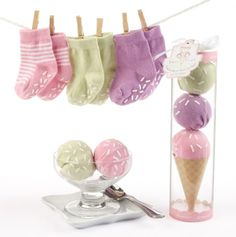 Sweet Feet Socks Set of 3 Gift Set - Baby Aspen