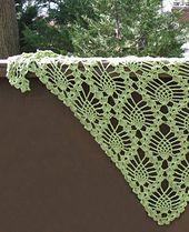 Ravelry: Tessellating Pine Cone pattern by Maria Merlino
