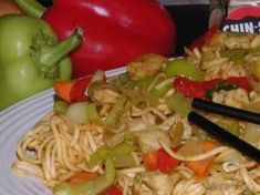 Spaghetti, Food And Drink, Cooking Recipes, Pasta, Meat, Chicken, Ethnic Recipes, Cooking, Chef Recipes