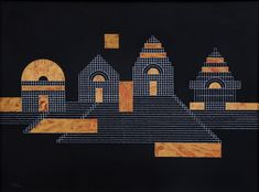 Borobodur by Arturo Luz. Quilting Ideas, Filipino, Masters, Paintings, Artists, Quilts, Google Search, Inspiration, Home Decor