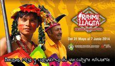 Raymi Llagta de los Chachapoyas