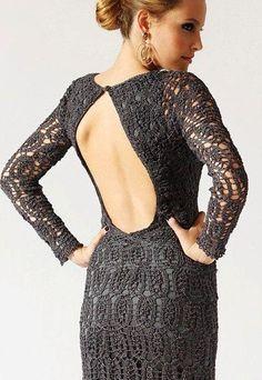 DE MIS MANOS TEJIDOS Y MAS...: Precioso vestido