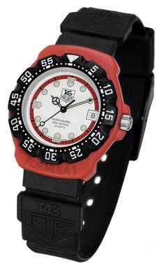 0a2d2440867 33 Best Vintage Tag F1 Watches images