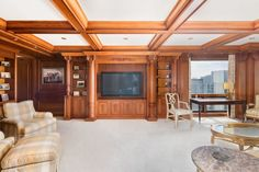 A Trump Tower Penthouse Just Hit The Market For $23 Million