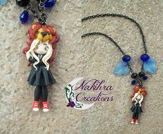 Luna Lovegood Necklace by Nakihra.deviantart.com on @DeviantArt