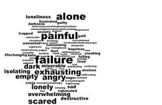 Blog Post: Postnatal Depression in words. One day I'll write a book about my experience...