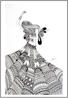 Art and Fashion Illustration