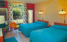 Wendell Phillips Motel - St. Petersburg, Florida.