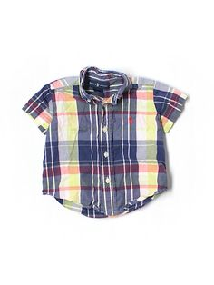 866f688fa789 Check it out -- Ralph Lauren Short Sleeve Button Down Shirt for  9.49 on  thredUP!