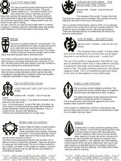 african symbols and their meanings | Africa Rising - symbols of hope for Africa. Silver jewellery with ...