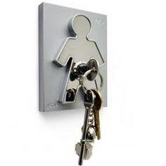 Ten wieszak na zawsze rozwiąże problem zgubionych kluczy