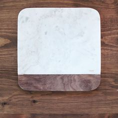 Square Marble Cheese Board