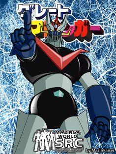 Mazinga Wallpaper: per Iphone, Iphone HD, Ipad, from Mazinga World.    http://www.mazinga-world.com/web/?p=3019