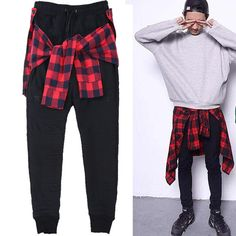 808df22858a5 US $39.99 |Chris Brown Fashion Pants 2015 High Quality Men trousers Hip Hop  Sweat Pants Harem HipHop Dance Baggy Joggers Kanye Swag Jogging-in Harem  Pants ...