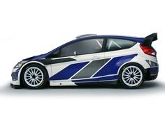 rally cars | 2011 Ford Fiesta RS World Rally Car - Side - 1280x960 - Wallpaper
