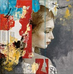 Francois Fressinier, 1968 | Figurative painter | Tutt'Art@ | Pittura * Scultura…