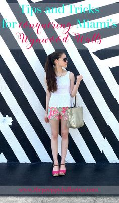 Wynwood Walls Miami Travel Guide | The Preppy Ballerina | http://www.thepreppyballerina.com/2017/02/tips-and-tricks-for-travelling-miamis.html