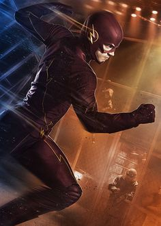 Grant Gustin as Barry Allen aka The Flash Flash Barry Allen, Flash Y Supergirl, Melissa Supergirl, The Flash Poster, Club Poster, The Flash Season 2, Season 1, The Flashpoint, Flash Characters