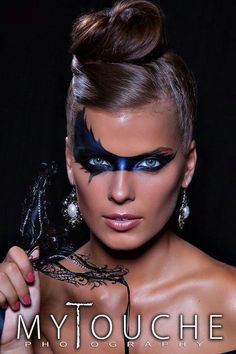 Stunning Fashion & Makeup Model from Romania