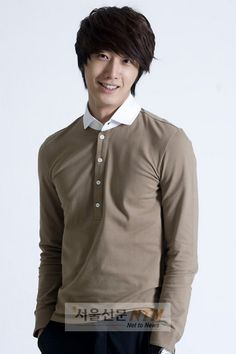 Jung Il Woo - so cute