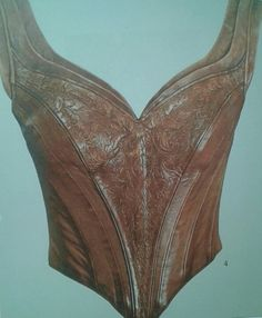 Tauriel Corset, The Hobbit